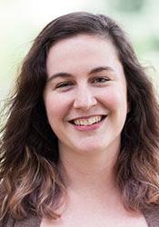 Lauren Poyer smiling