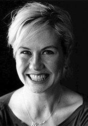 Professor Sarah Stroup smiling